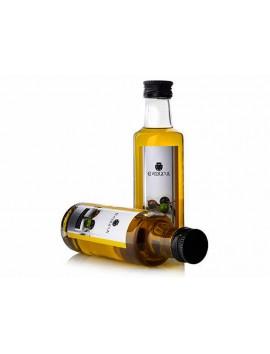 LOTE ACEITE OLIVA EXTRA: Miniaturas Aceite Oliva Virgen y Vinagre de Jerez + Convoy AOVE/Vinagre + Aceite Oliva Extra Lata